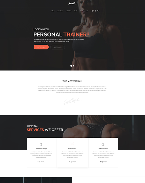 Fitness_home